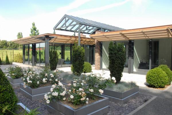 Glazen huis buijnink aannemersbedrijfbuijnink for Nieuwe woning wensen